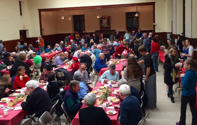 Community Tree Lighting Supper